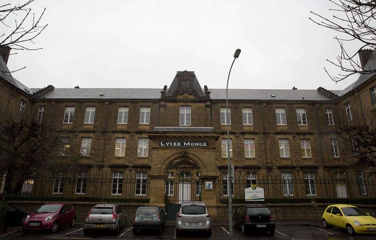 Murad Hamyd era la cursuri la liceul Monge din Charleville-Mézières în momentul atacului de la Charlie Hebdo
