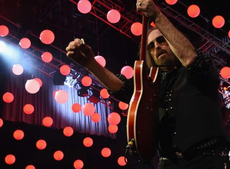 Tom Petty, în 2017 (Foto: RICK DIAMOND/GETTY IMAGES NORTH AMERICA/AFP)