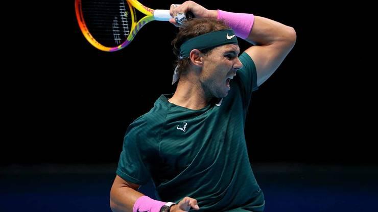 Turneul Campionilor: Nadal se califică la limită în semifinale