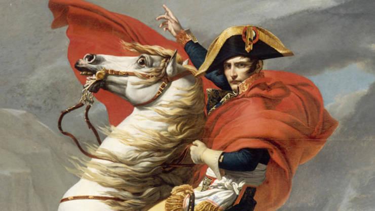 Napoleon pictat de Jacques-Louis David