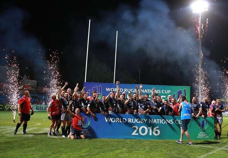 România câștigă World Rugby Nations Cup 2016