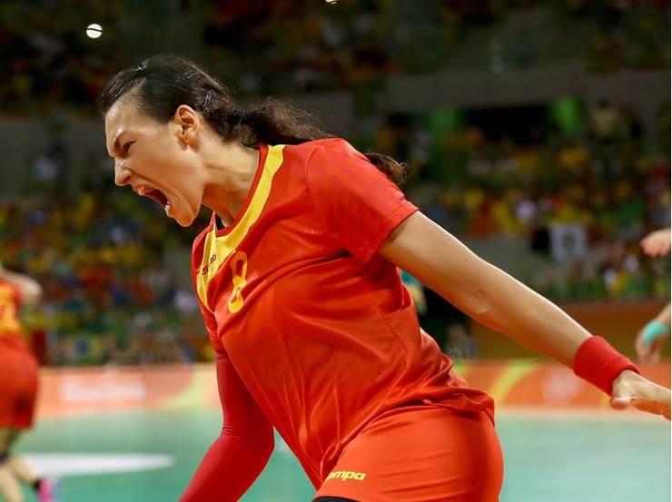 Cea mai bună marcatoare a României a fost Cristina Neagu, cu 13 goluri