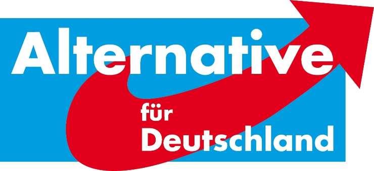 Emblema Alternativei pentru Germania (AfD)