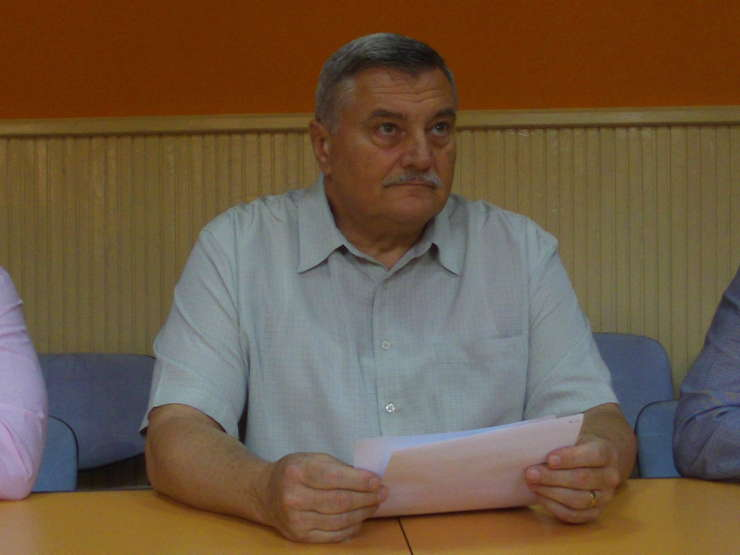 Nicolae Vlad Popa, senator PNL
