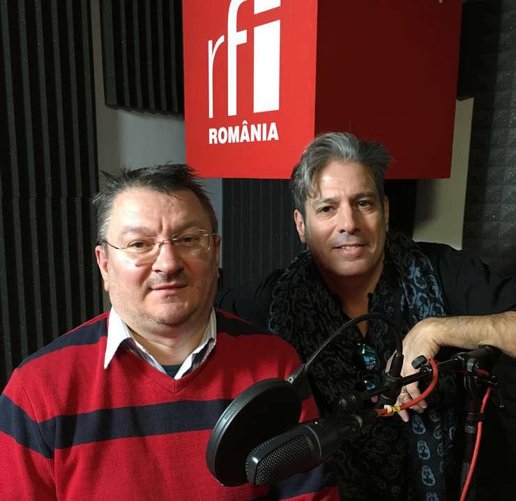 Armand Goşu şi Nicolas Don