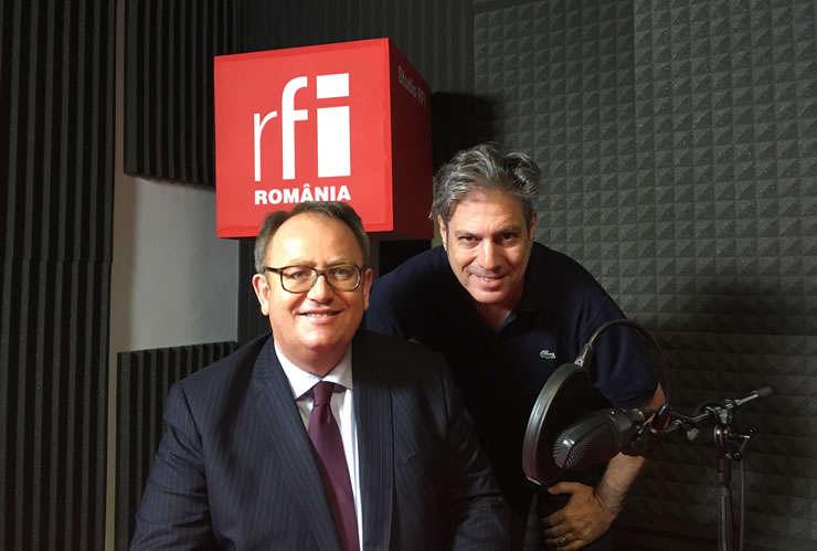 Jean-Yves Leconte et Nicolas Don