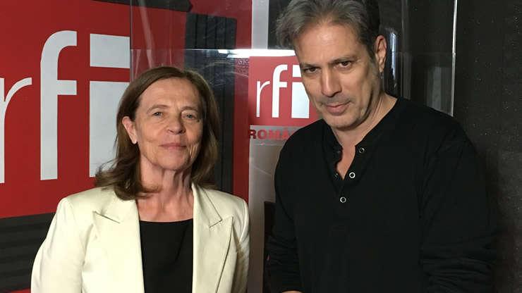 Margarida Marques et Nicolas Don