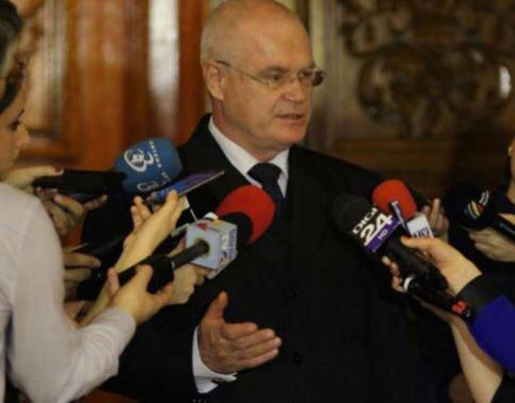 """Numirea lui Nicolicea în Guvern atârnă de 7 voturi, scrie astăzi ziarul """"Adevărul""""."""