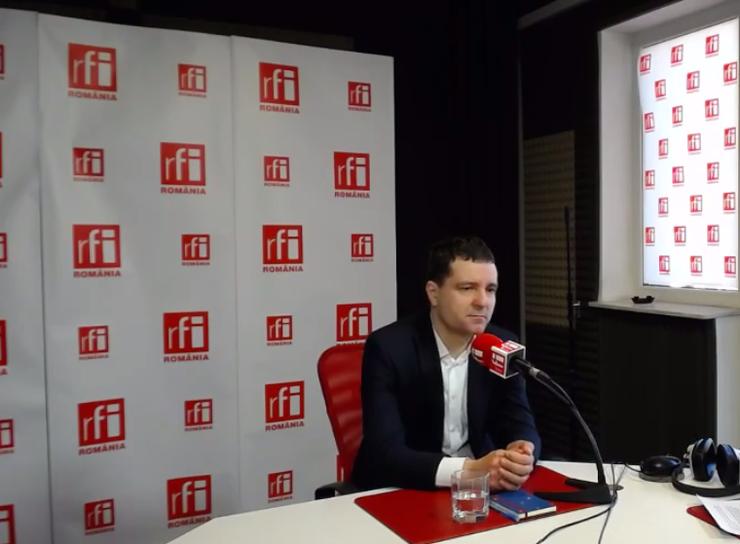 Nicuşor Dan: O invitaţie formală i-a fost adresată lui Dacian Cioloş