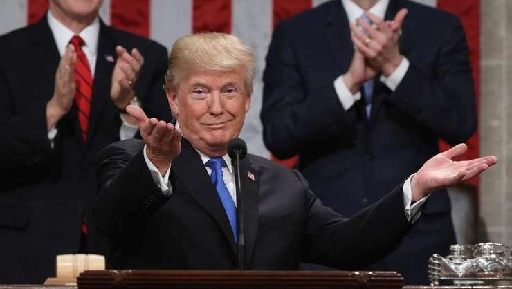 Donald Trump, în vizorul Congresului SUA (Foto: Reuters/Win McNamee)