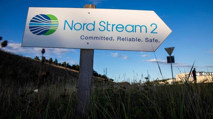 Nord Stream 2 va lega Rusia de Germania prin intermediului unei conducte de 1230 de km, asezata în Marea Baltica, ce va aveao capacitate de 55 de miliarde de m3 de gaz pe an.