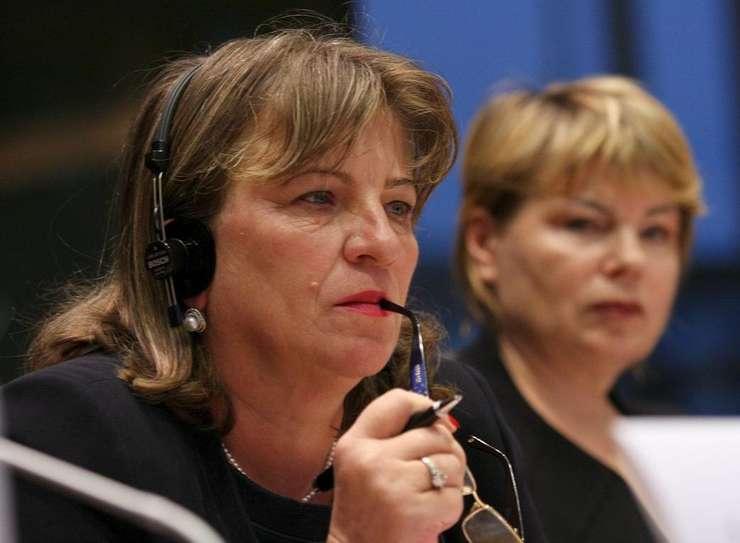 Norica Nicolai critică referendumul pe justiție (Sursa foto: noricanicolai.ro)