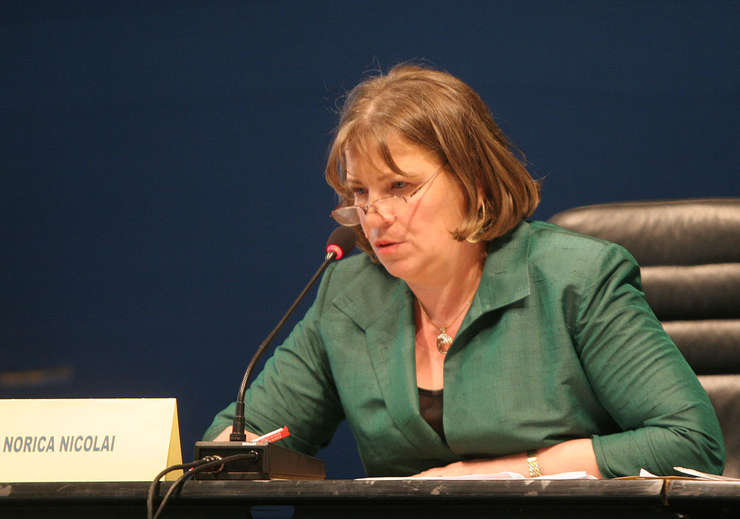 Norica Nicolai, europarlamentar ALDE
