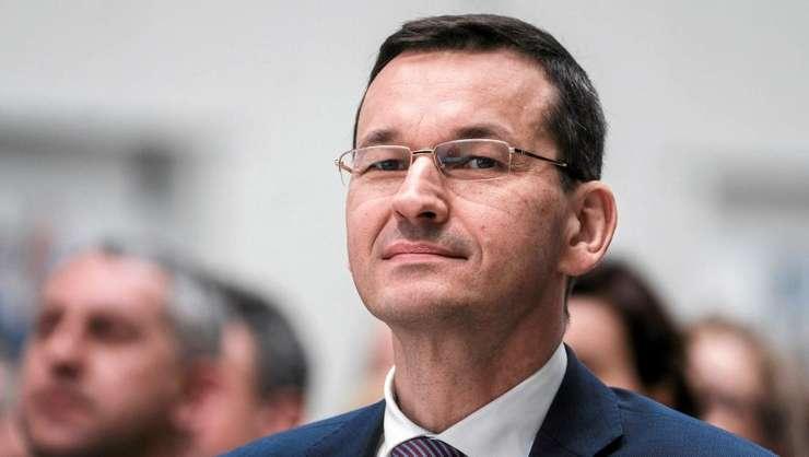 Noul premier al Poloniei - Mateusz Morawiecki