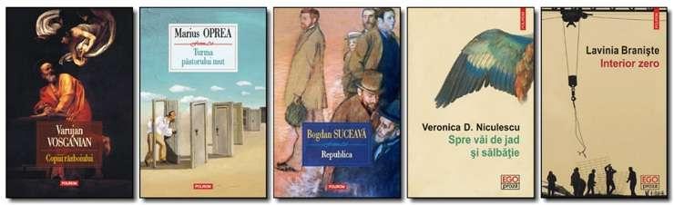 Noutățile editurilor Polirom și Cartea Românească la Gaudeamus 2016