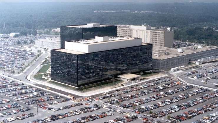 Sediul NSA de la Fort Meade, Maryland