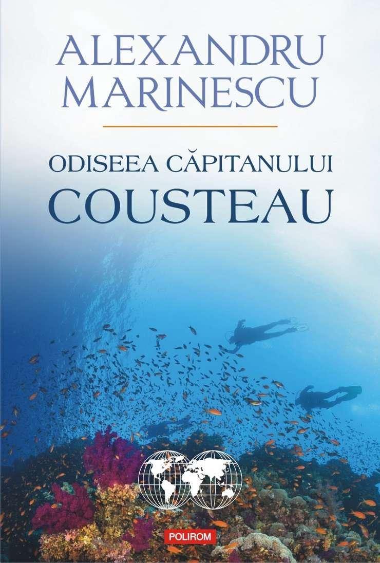 Odiseea capitanului Cousteau de Alexandru Marinescu