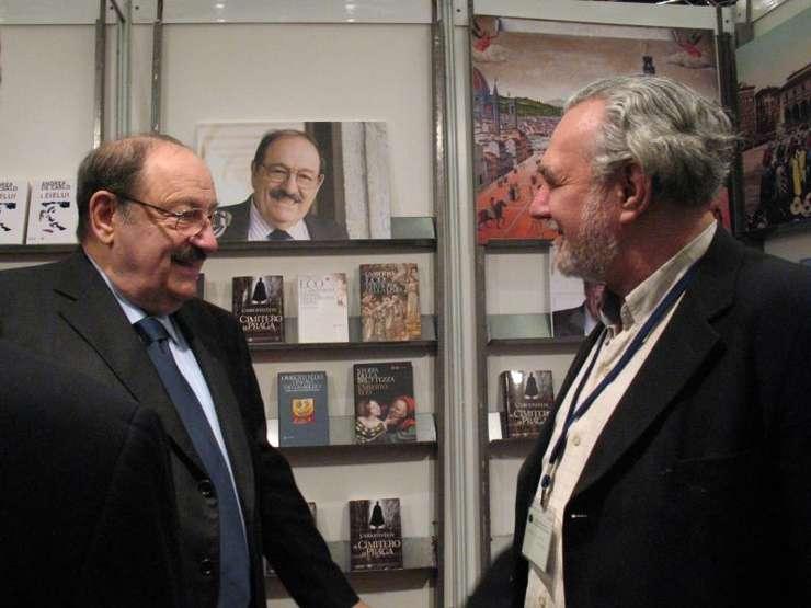 Umberto Eco si Andrei OIŞTEANU