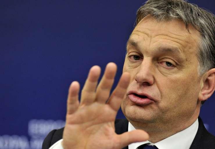 Viktor Orban, premierului Ungariei, probabil învingàtor la alegerile din 8 aprilie