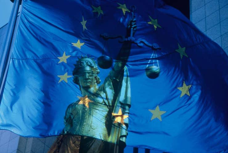 Justitia in UE