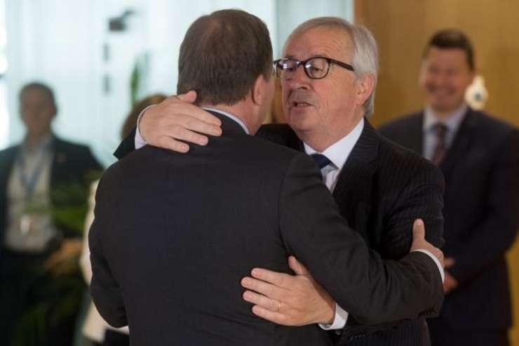 Juncker minisummit migratie