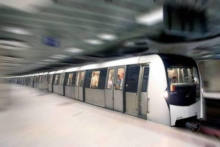 Incident la metroul bucureștean (Sursa foto: Facebook/Metrorex-ilustrație)