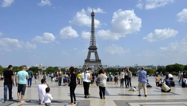 Paris - capitala mondiala a turismului