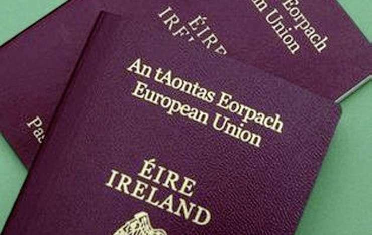 Pașaport al Republicii Irlanda