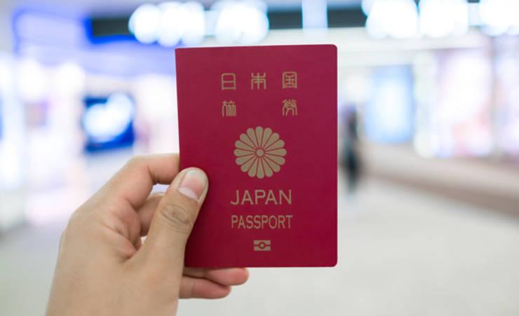 Pasaportul japonez permite detinàtorului sà voiajeze fàrà vizà în 191 de state din lume.