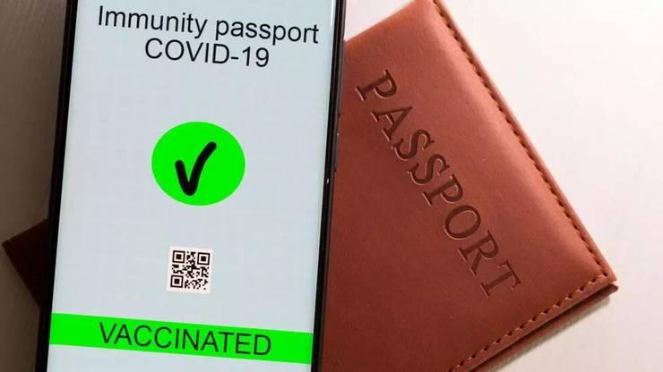 Pasaport sanitar, pasaport vaccinal, certificat verde...