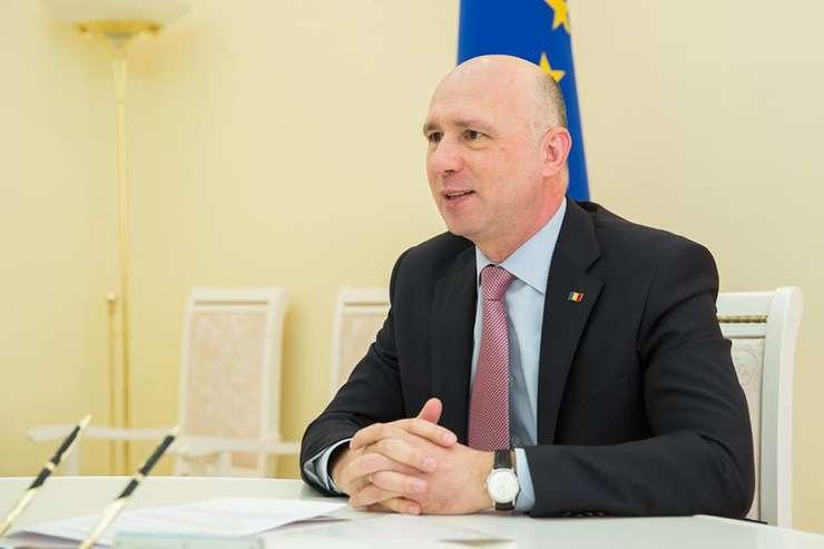 Premierul Republicii Moldova, Pavel Filip