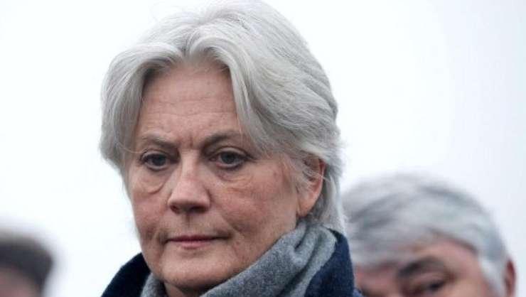 Penelope Fillon, sotia lui François Fillon, candidatul dreptei la prezidentialele franceze din primàvara lui 2017