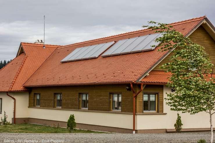 O pensiune din Harghita folosește în funcționare energie geotermală