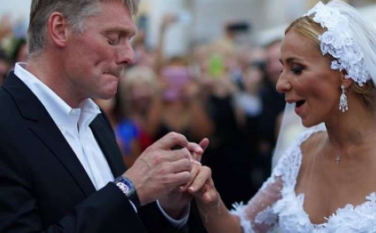 Ceasul de la mâna lui Dmitri Peskov valorează peste jumătate de milion de dolari