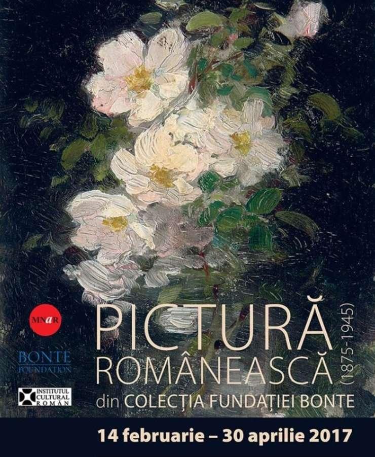 Pictură românească din colecția Fundației Bonte la Muzeul Național de Artă al României