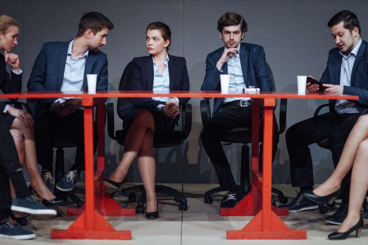 """""""Antisocial"""", de Bogdan Georgescu, spectacol programat la Théâtre de la Ville, Paris între 11-13 decembrie."""