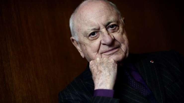 Pierre Bergé în 2015