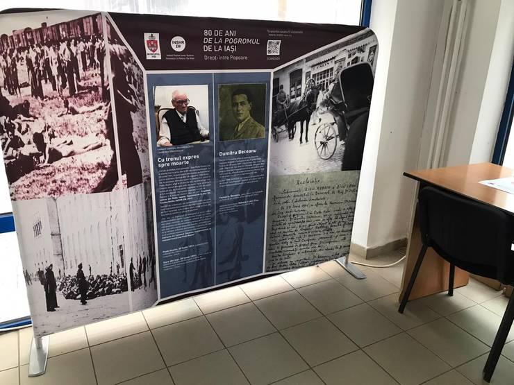 Drepți între Popoare la Iași
