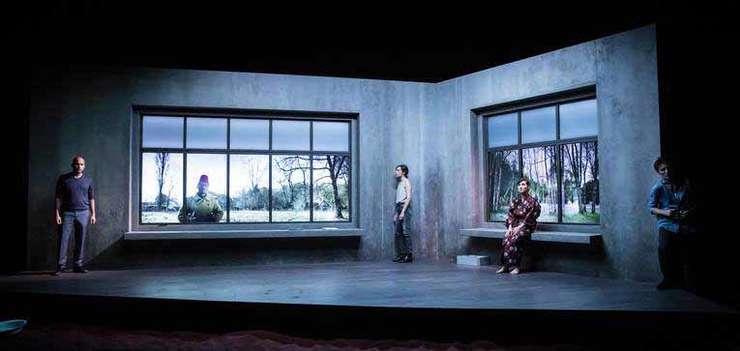 """""""Points de non-retour (Thiaroye)"""", la Théâtre de la Colline din Paris, 19 septembrie – 14 octombrie 2018"""