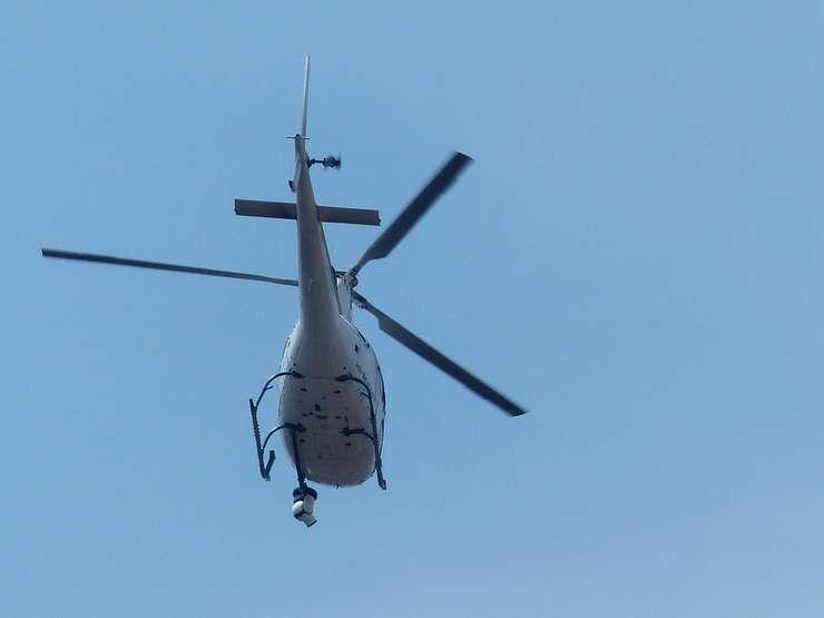 Un elicopter al Poliţiei va survola Bucureştiul sâmbătă, 9 iunie 2018 (Sursa foto: pixabay-ilustraţie)