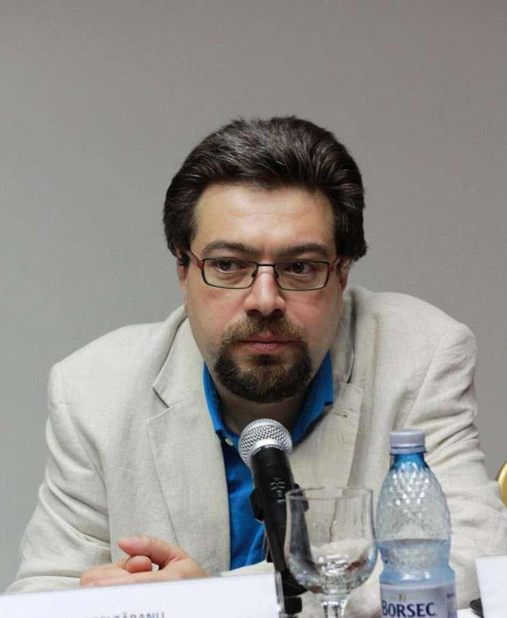 Andrei Țăranu: Problema cu semnăturile candidaților ar trebui să devină un subiect important după alegeri (Sursa foto: Facebook/Andrei Ţăranu)