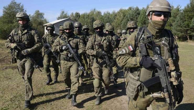 Trupe NATO în vestul Ucrainei