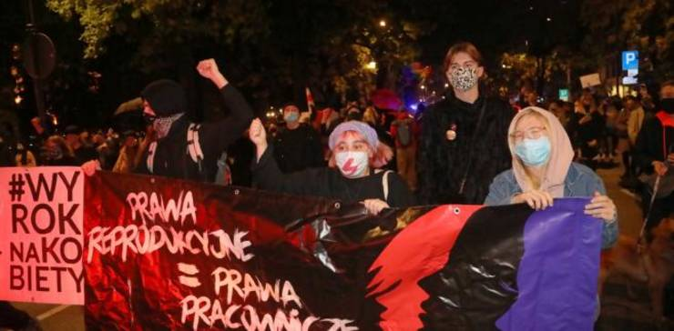 Polonezii comemorează 39 de ani de la Legea Marțială prin proteste