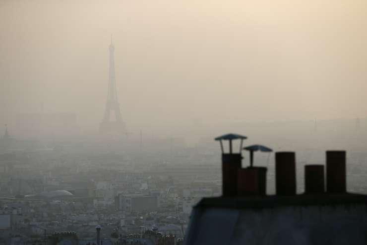 Poluarea provoacà anual cel putin 48 de mii de decese în Franta