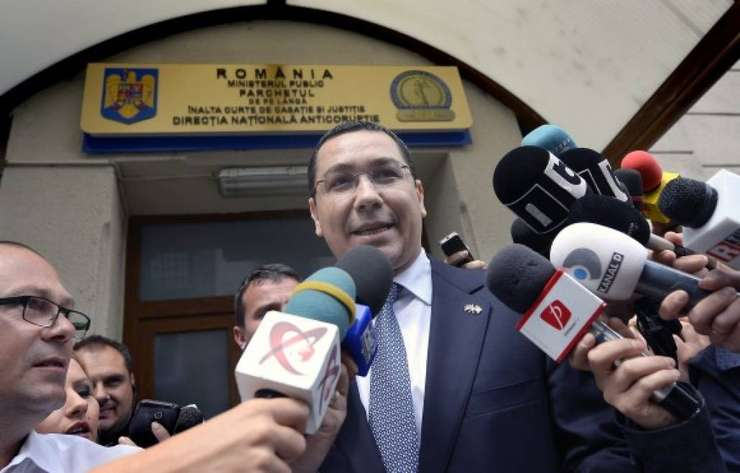 Victor Ponta, inculpat in dosarul Turceni-Rovinari