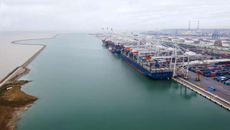 Portul Havre, Franta