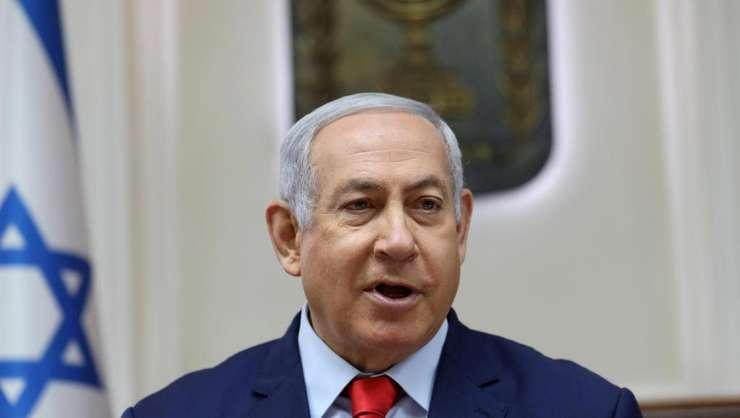 Premierul israelian Benjamin Netanyahu, Ierusalim, 12 mai 2019.