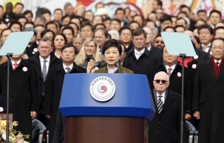 Preşedinta Coreei de Sud, Park Geun-hye, este suspectată de trafic de influenţă