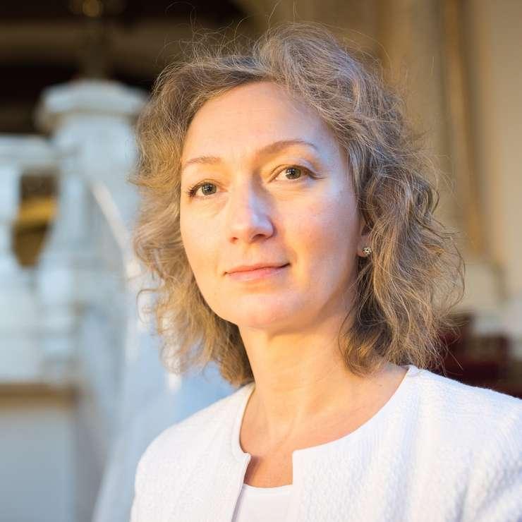 Simina Tănăsescu, numită judecător la CCR (Sursa foto: presidency.ro)