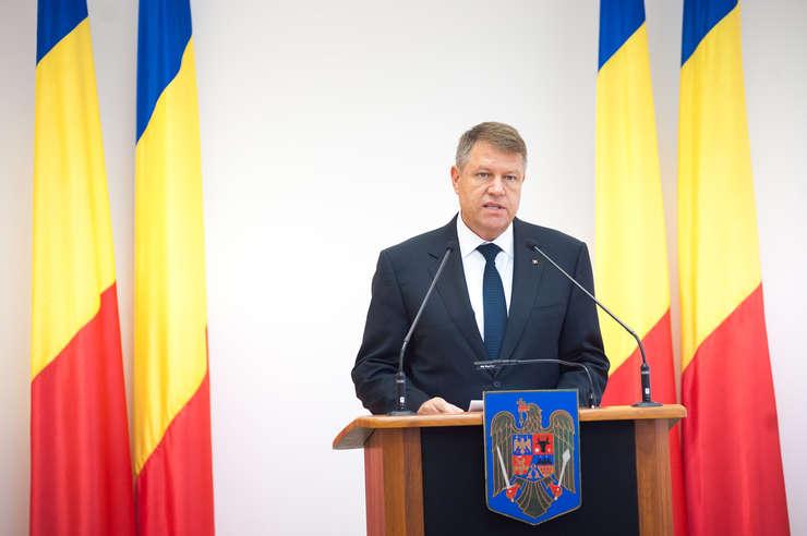 Klaus Iohannis (Foto: www.presidency.ro)